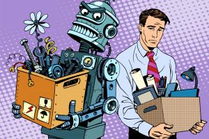 Roboty zabiorą więcej pracy mężczyznom niż kobietom