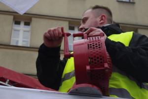 Górnicy popierają protest hutników z ArcelorMittal. To ich wspólna walka