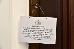 Szokujące zeznania szefa związku celników ws. wyłudzeń VAT