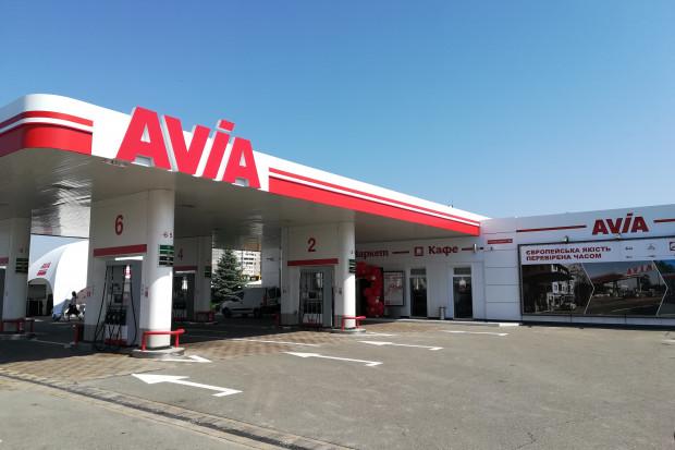 Unimot otworzył stację Avia na Ukrainie