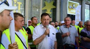 """Związkowcy chcą dymisji ministra energii. """"Ten człowiek jest całkowicie niewiarygodny"""""""