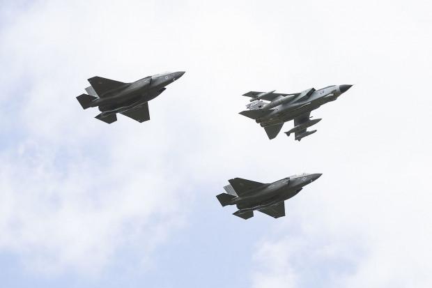 Będzie pokazowy F-35 nad Białym Domem dla Dudy? To rzadkość