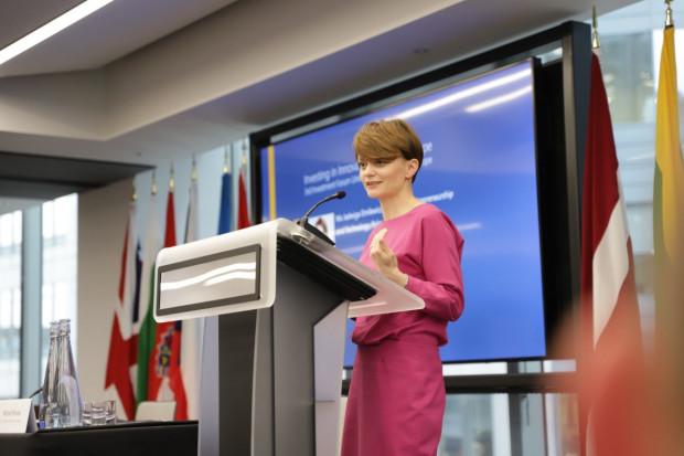 Minister Emilewicz zachęca w Londynie do inwestycji w Polsce