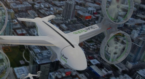 Drony Ubera dostarczą jedzenie McDonald's