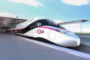 Pokazali pociągi, które pojadą 400 km/h