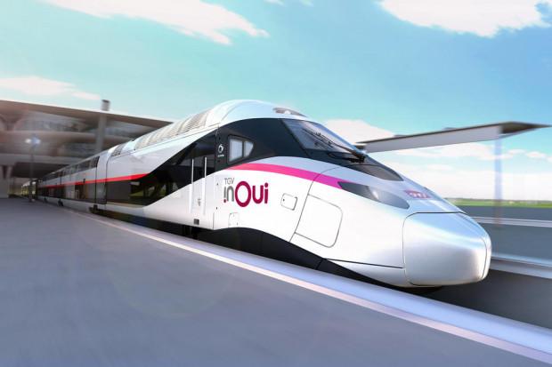 Alstom będzie startował w przetargu na składy dla brytyjskiego HS2