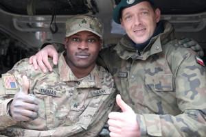 Prezydent: obecność żołnierzy USA w Polsce ma być rotacyjna i ciągła, a baz - stała i trwała