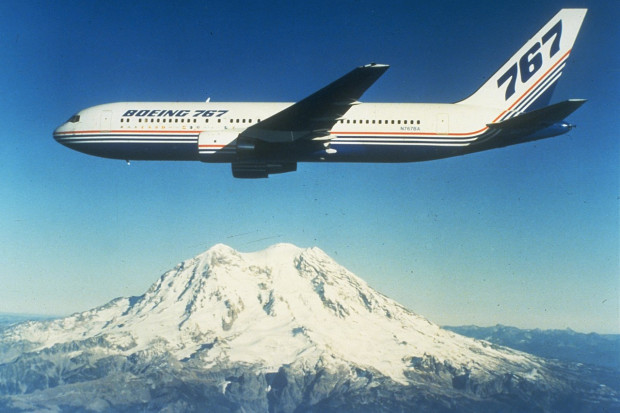 Boeing zarabia na B767, mimo że konstrukcja ma prawie 40 lat
