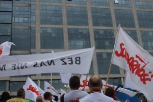 Pracownicy Tauron Dystrybucja walczą o podwyżki
