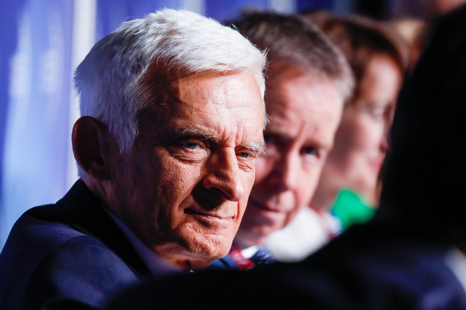 Jerzy Buzek, poseł do Parlamentu Europejskiego