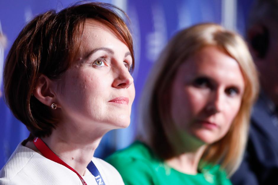 Joanna Erdman, wiceprezes ING Banku Śląskiego