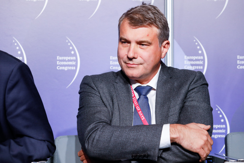 Tomasz Ślęzak, członek zarządu ArcelorMittal Poland