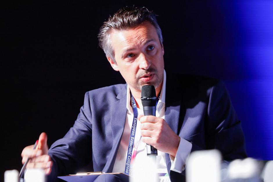 Krzysztof Bolesta, wiceprezes Fundacji Promocji Pojazdów Elektrycznych (FPPE)