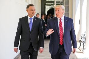 Andrzej Duda: Chcemy być silnym hubem, jeśli chodzi o dostawy gazu do Europy
