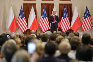 Andrzej Duda: Potrzebujemy dywersyfikacji źródeł dostaw gazu