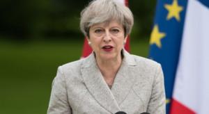 Minister zdrowia wycofał się z walki o schedę po Theresie May