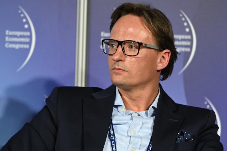 Piotr Stolarczyk, dyrektor Departamentu Bankowości Międzynarodowej i Finansowania Eksportu w Banku Pekao SA. Fot. PTWP