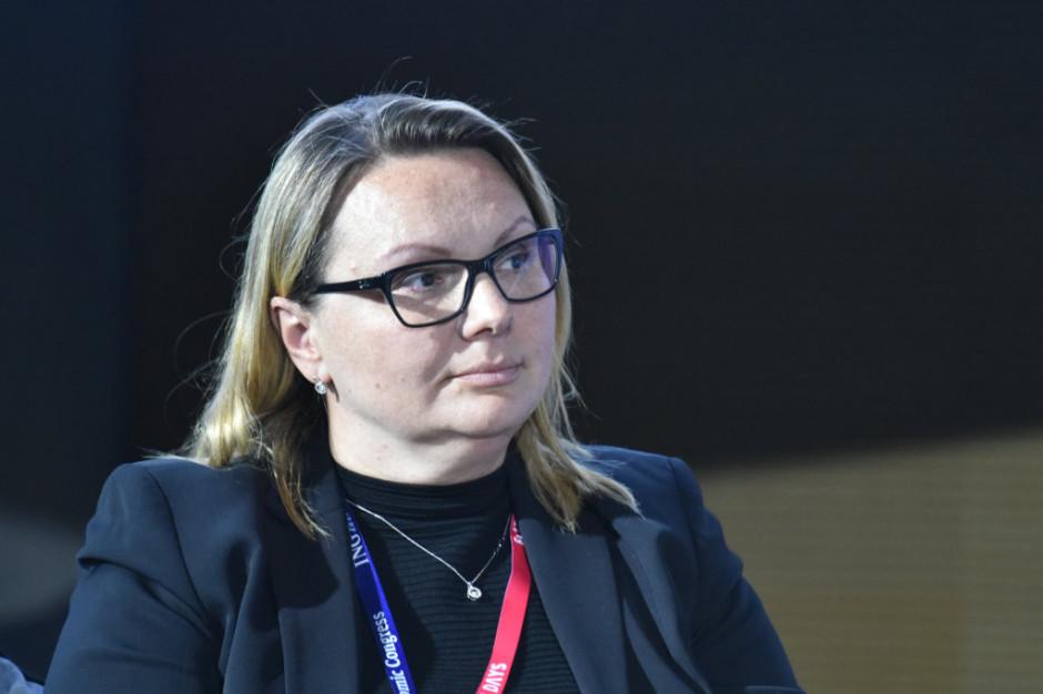 Aleksandra T. Fux, prezes Polsko-Austriackiej Inicjatywy Współpracy Gospodarczej w Wiedniu. Fot. PTWP