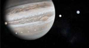 Urządzenia polskiej firmy kosmicznej polecą w kierunku Jowisza