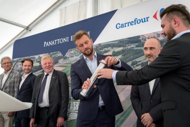 Panattoni buduje największe polskie centrum logistyczne Carrefoura
