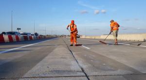 Bramki do poboru opłat na autostradzie A2 w rejonie Pruszkowa zlikwidowane