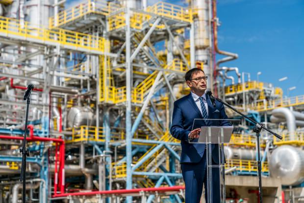 Daniel Obajtek: będą dwa rodzaje roszczeń ws. dostaw ropy z Rosji