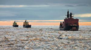 Chińczycy z Rosjanami chcą wejść do Arktyki. Gaz ziemny kusi