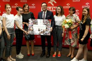 Orlen wspiera młodych Polaków z rodzin na Wschodzie