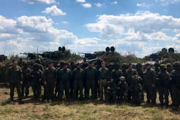 Amerykańscy żołnierze będą brać udział w ćwiczenia Dragon