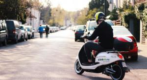 Elektryczne skutery wjadą na polskie stacje benzynowe