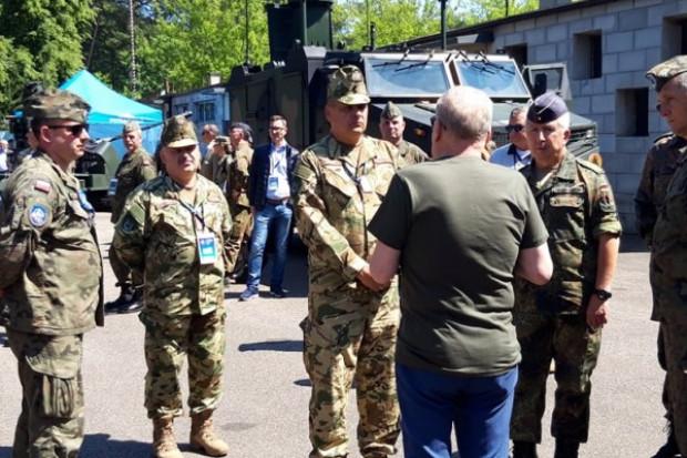 Spółka PGZ na największych natowskich manewrach przeciwlotników