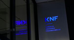 KNF daje zielone światło inwestorowi Getin Noble Banku, ale...