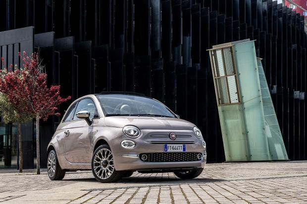 Fiat sprzedał trzymilionowy egzemplarz modelu 500