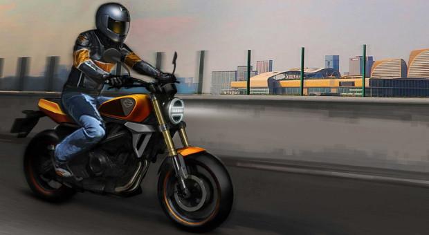 Harley-Davidson ruszy z produkcją w Chinach