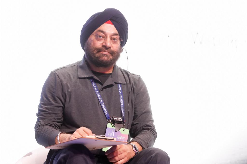 Supreet Singh Manchanda, Managing Partner, Raiven Capital (fot. PTWP)