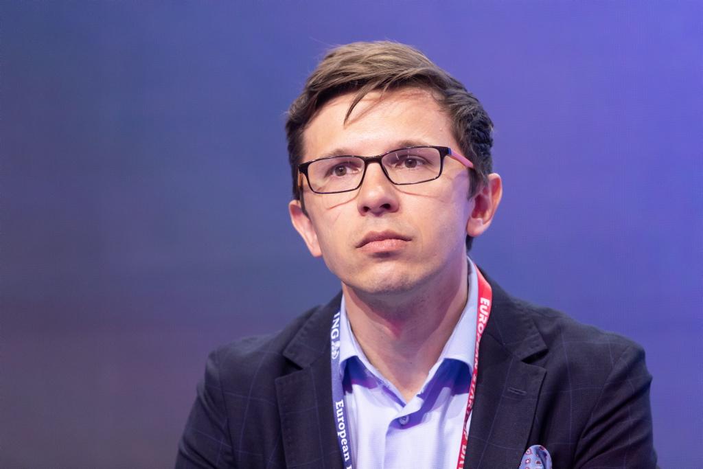 Robert Błaszczyk, Head of Strategic Clients Department, Cinkciarz.pl Sp. z o.o. (fot. PTWP)