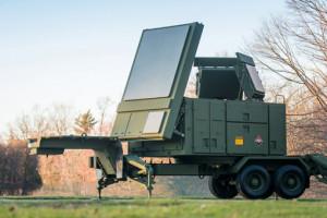 Jest radar Lockheeda Martina dla US Army. W tle Polska