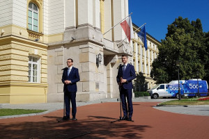 Mateusz Morawiecki: 500 plus to najlepsza inwestycja w przyszłość naszego narodu