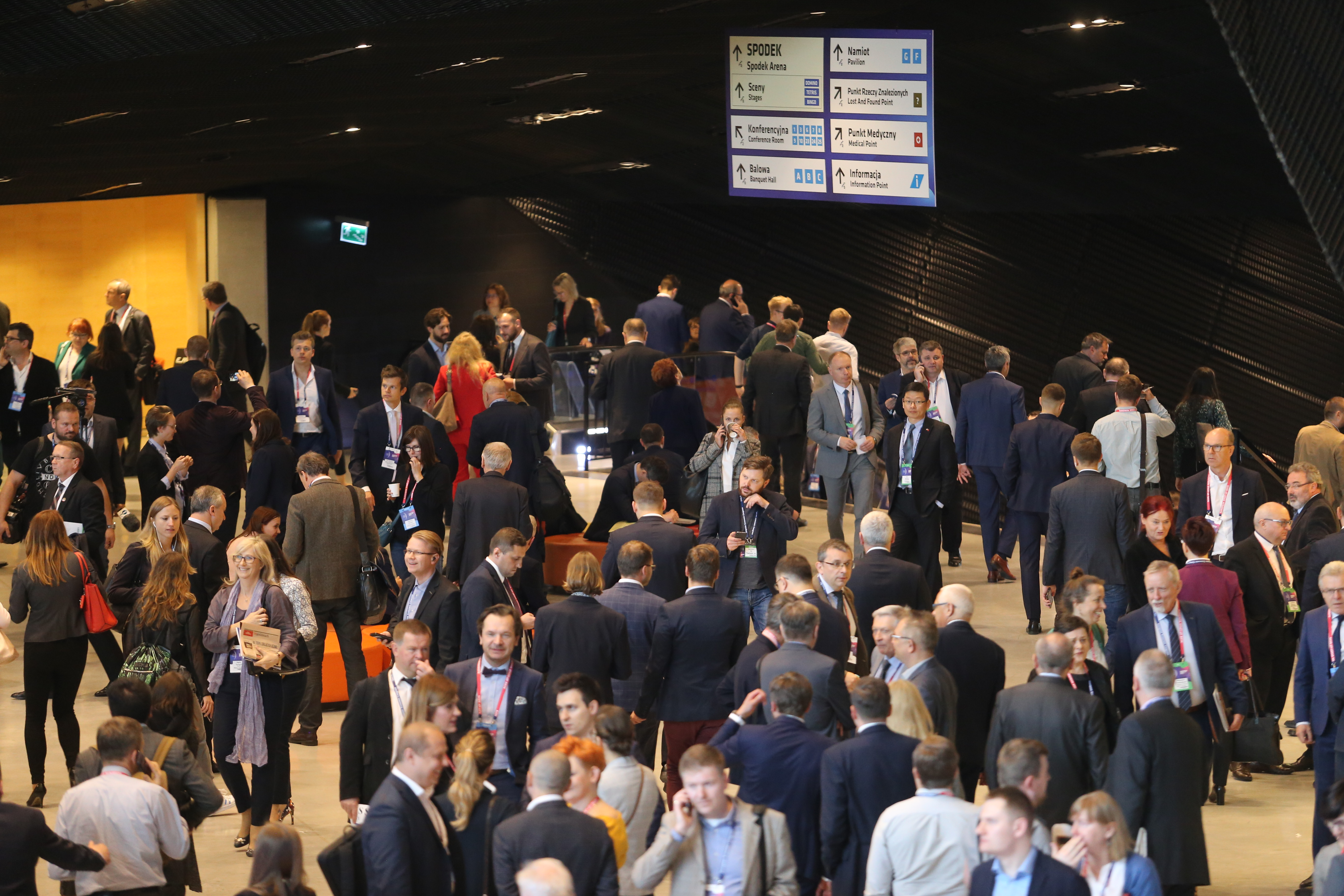 A roundup of the European Economic Congress in Katowice