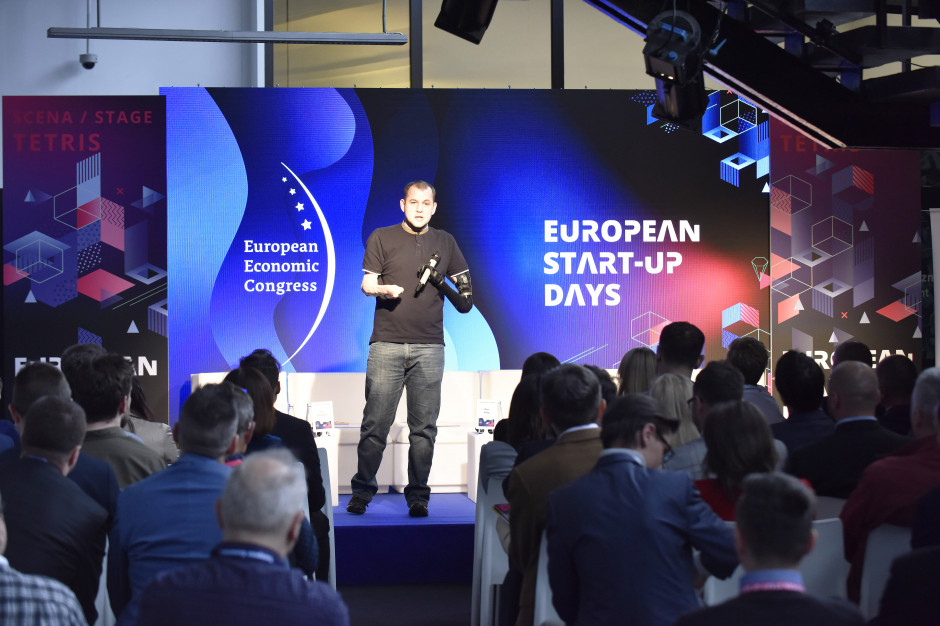 European Start-up Days. Fot. PTWP