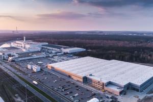 Volkswagen ma nową halę pod Poznaniem