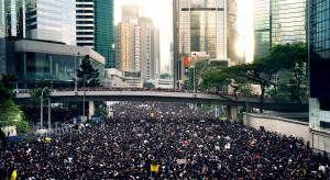 Hongkong pogrążył się w recesji