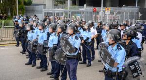 W Hongkongu nowe starcia demonstrantów z policją