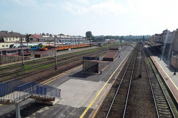 Stacja Rzeszów Główny już w przebudowie
