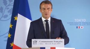 Macron o Huaweia i 5G: Nie chcę stygmatyzować