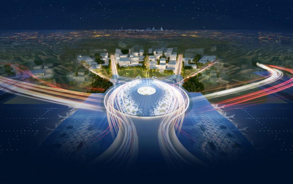 Zdjęcie numer 7 - galeria: Oto jak może wyglądać Centralny Port Komunikacyjny