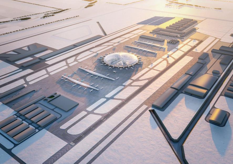 Zdjęcie numer 3 - galeria: Oto jak może wyglądać Centralny Port Komunikacyjny