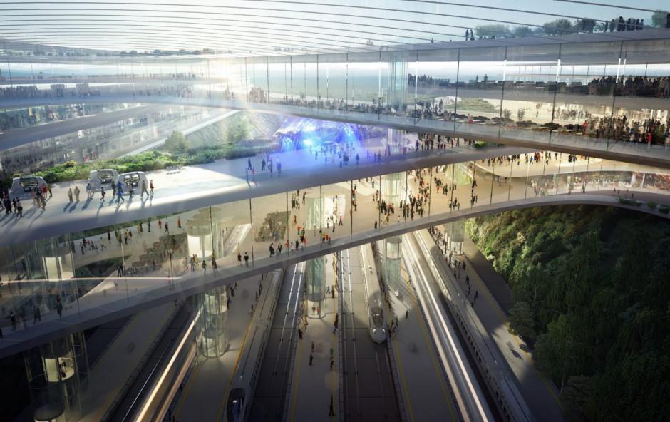 Zdjęcie numer 4 - galeria: Oto jak może wyglądać Centralny Port Komunikacyjny