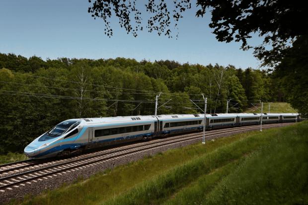Pendolino w Polsce przejechało ponad 30 mln km