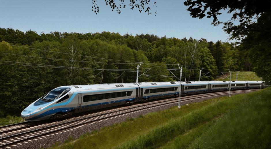 Krok do dużej fuzji producentów lokomotyw